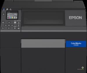 EPSON COLORWORKS CW-C6500 Ae ΕΚΤΥΠΩΤΗΣ ΕΓΧΡΩΜΩΝ ΑΥΤΟΚΟΛΛΗΤΩΝ ΕΤΙΚΕΤΩΝ