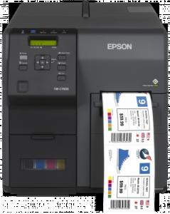 EPSON COLORWORKS 7500